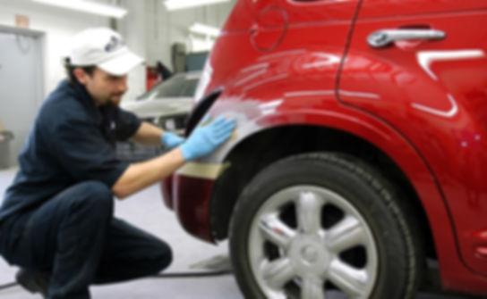 auto collision repair shop redwood city