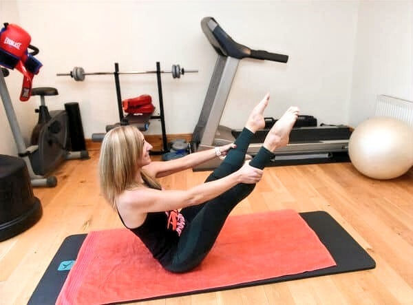 Pilates Workouts (Beginner to advanced)