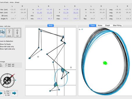 De rol van een biomechanische screening in functie van een efficiënte bike positioning