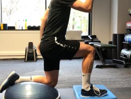 blessure-preventieve training voor sporters,     wat? Waarom? & Hoe?