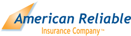 American Reliable Insurance company awesome logo