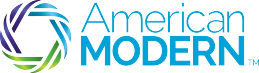 American Modern amazing logo |