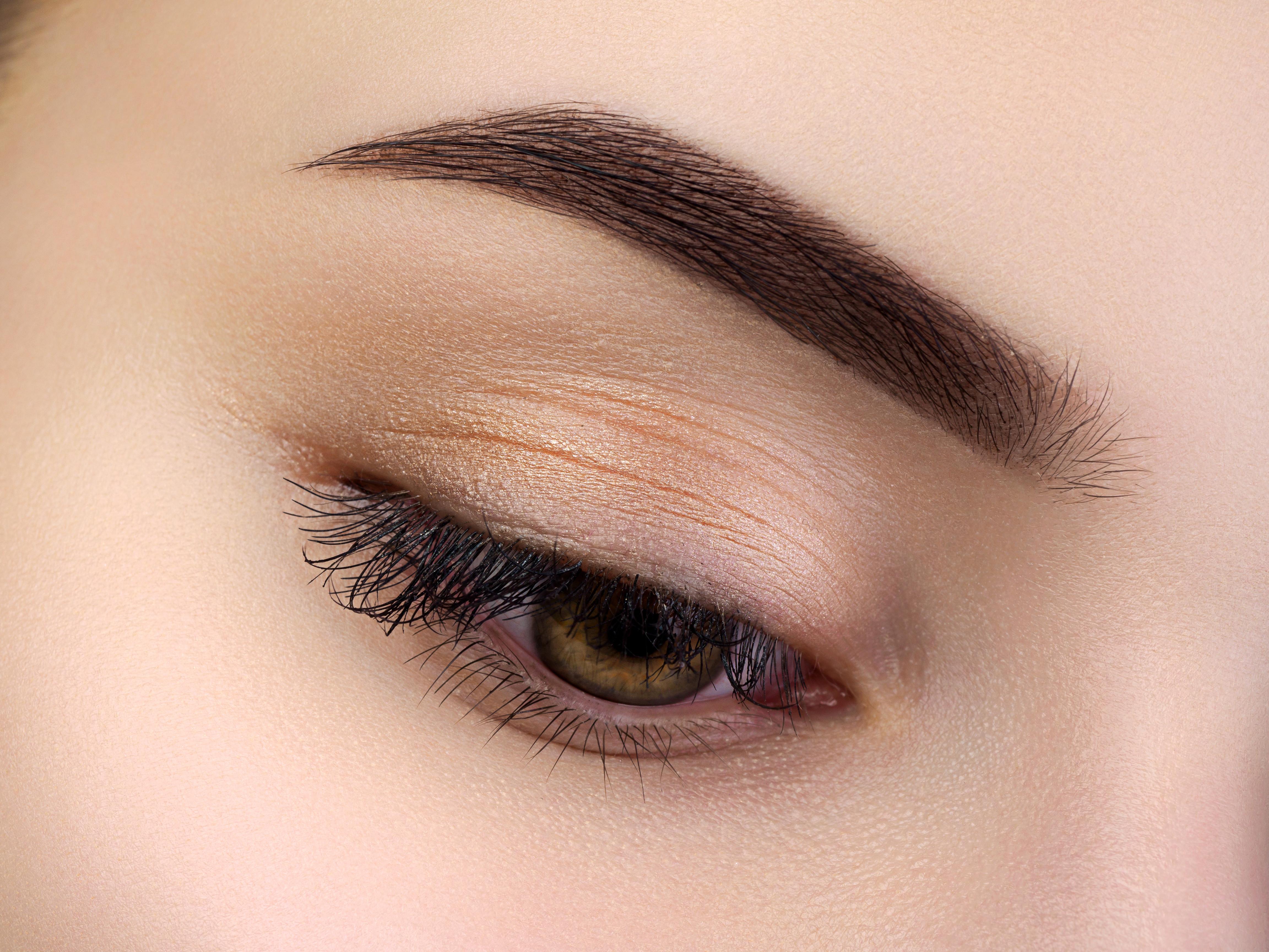 Ombre Solid Eyebrows