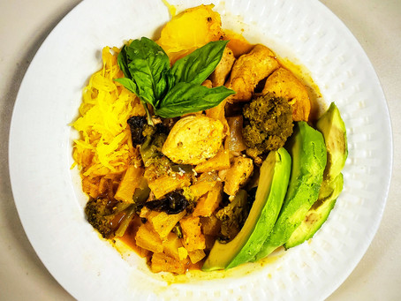 Curry You'll Come Back T0 - Whole30 Style
