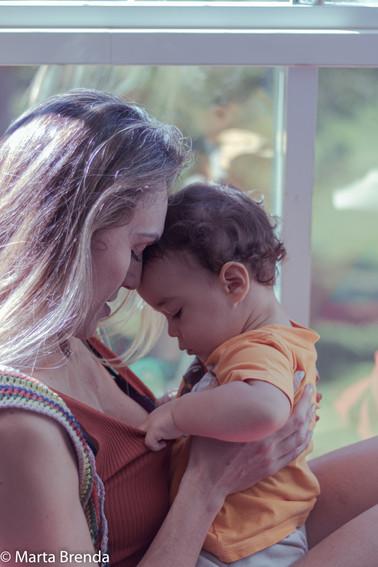 Fernanda e Theo