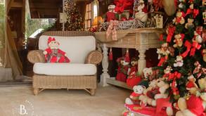O que vestir para um mini ensaio de Natal?
