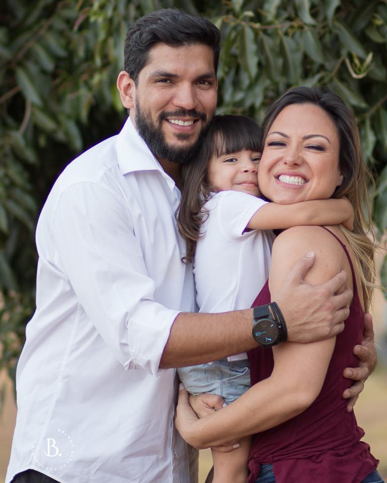 Guilherme, Pietra e Gabi