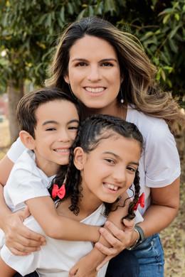 Marina, Bia e Antônio