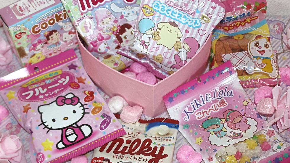 Japanese Sweets Box