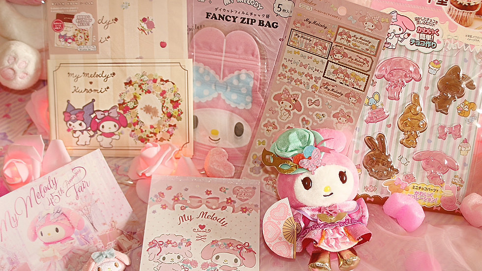 Sanrio Surprise Bag