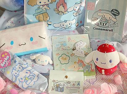 japanese box subscription sanrio cinnamoroll cute kawaii