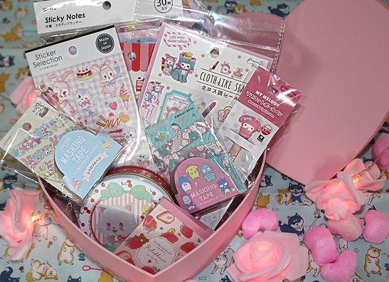 japanese box subscription stationery cute kawaii japan tokyo