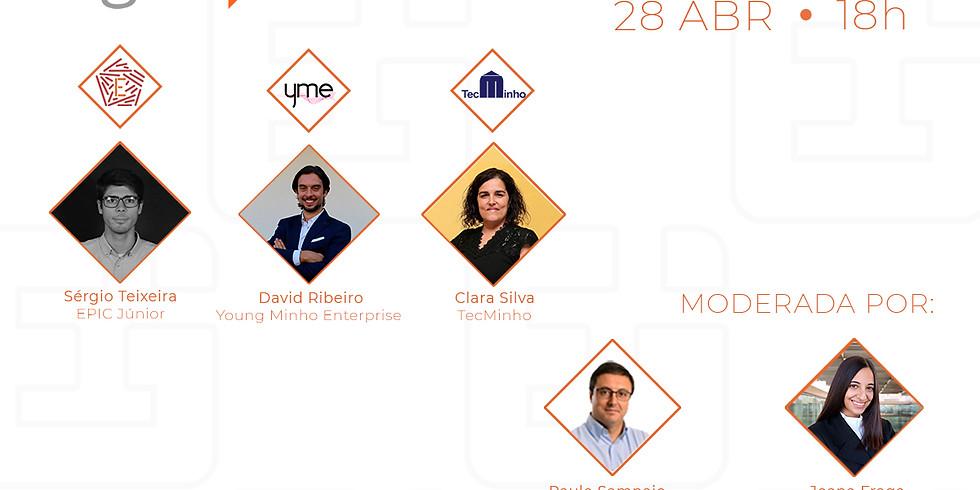 EGI Talks: Empreendedorismo Estudantil