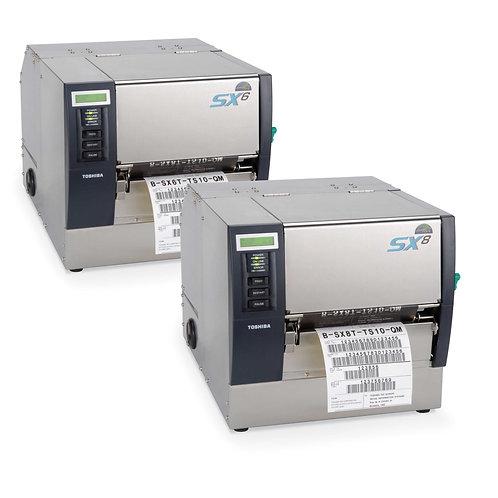 Toshiba B-SX6 & B-SX8 Wide Web Printers