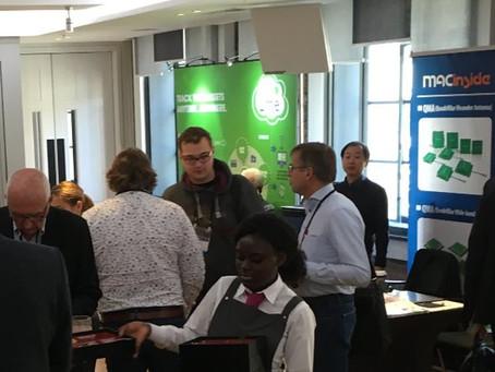 Codegate Demonstrate New Lime Mobile App to European RFID Community