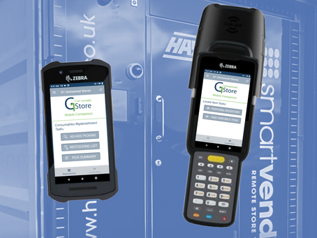 Zebra TC26 and MC3390R approved for G1 Unmanned Store Mobile Companion App
