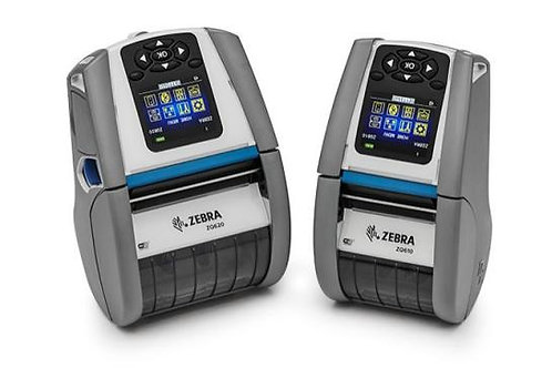 Zebra ZQ600 Healthcare Series Mobile Printers