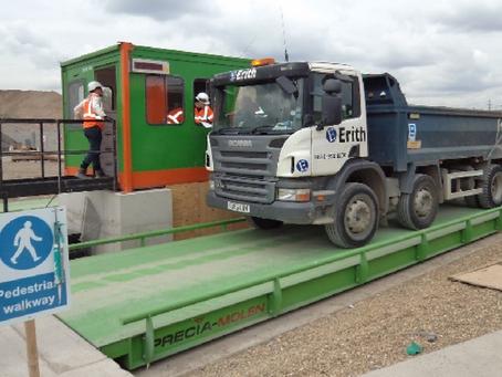 BAM/Crossrail Waste Transfer System