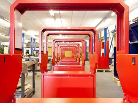Dangerous Goods Conveyor Tracking