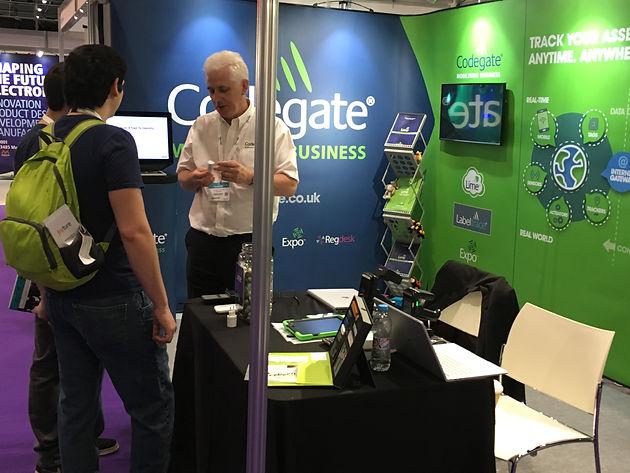 Codegate at London Tech Week | Codegate | Mobile | RFID