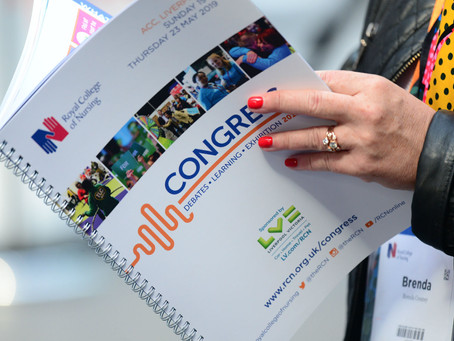RCN Congress returns to Liverpool, supported by Codegate.