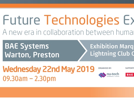 Codegate join other innovators at BAE Future Technologies Exhibition.