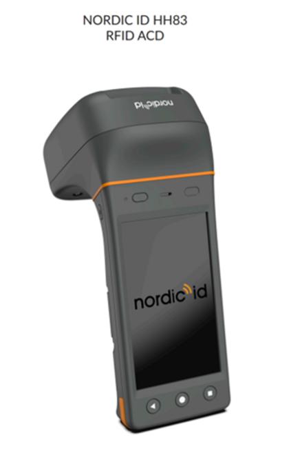 Nordic ID HH83 RFID Reader