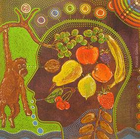 Fruits - 30x30