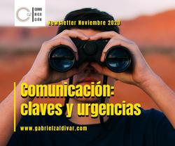 Newsletter Noviembre 2020