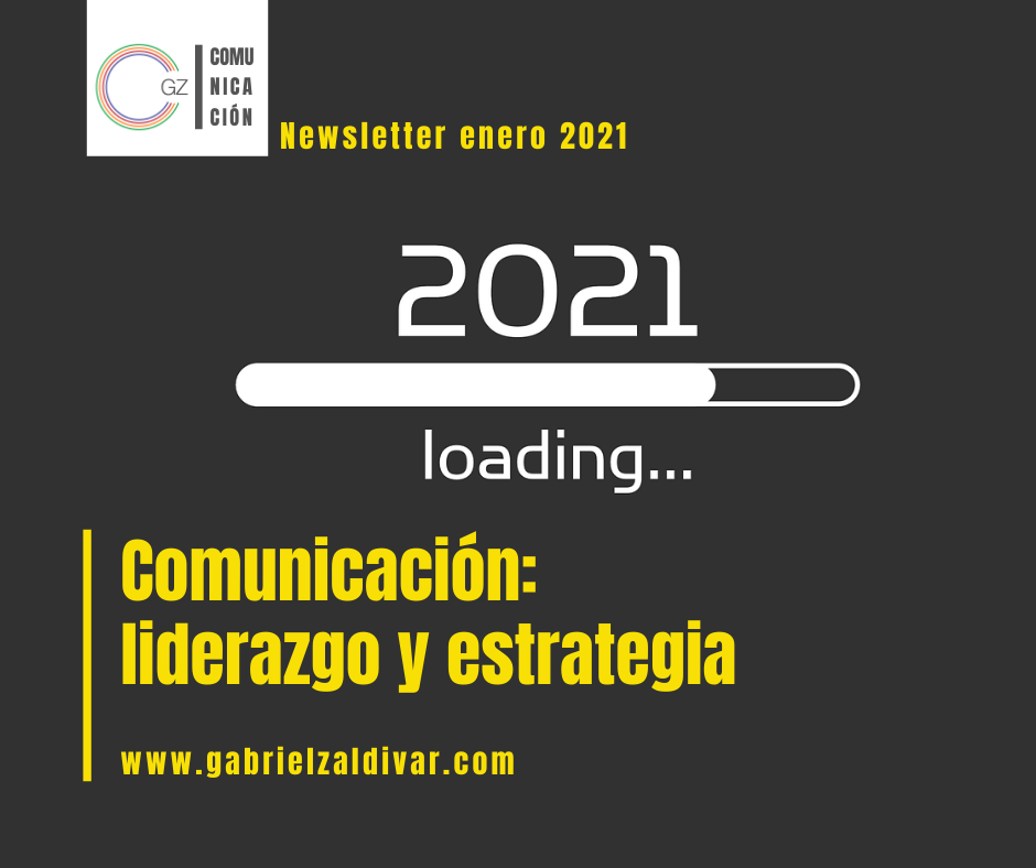 Post Newsletter RRSS Enero 2021