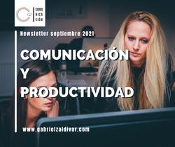 Newsletter GZ Comunicación