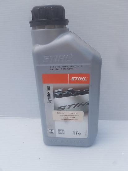 Stihl SynthPlus chainsaw oil