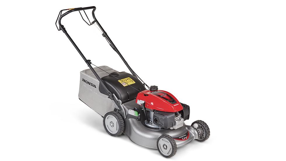 "Honda HRG466-SKEP 18"" Self-Propelled Four-Wheeled Mulching Rotary Mower"