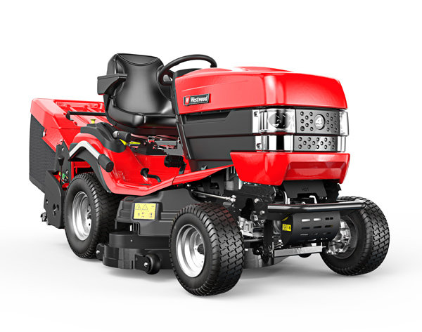 """Westwood F65 4 TRAC four wheel drive 48"""" XRD deck NO POWERED GRASS COLLECTOR"""