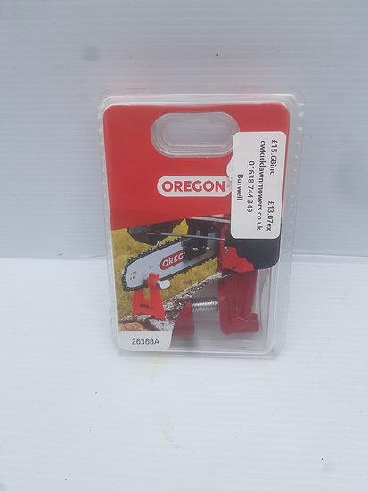 Oregon filing vise clamp