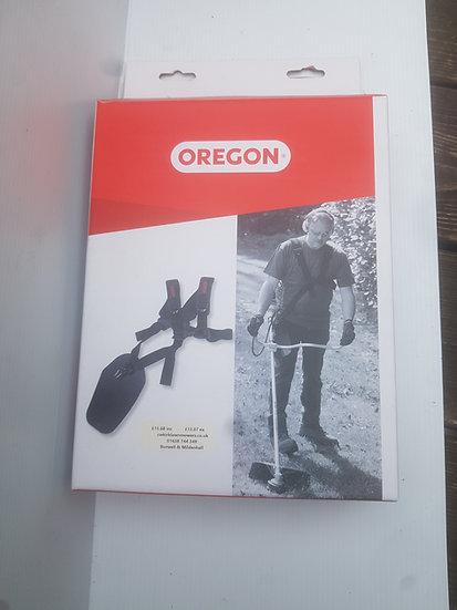 Oregon light brush cutter harness