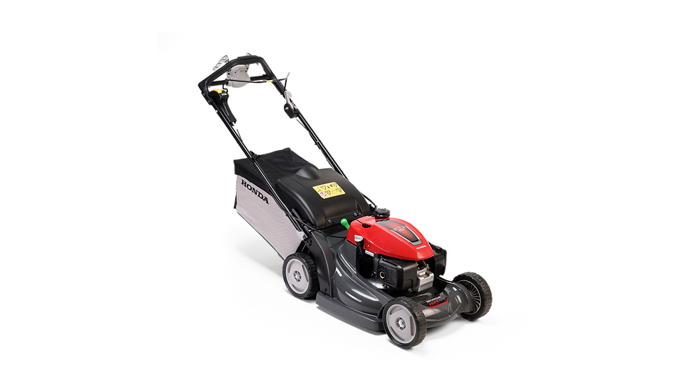 "HRX476-VY 19"" Smart Drive Four-Wheeled Roto-Stop Rotary Mower"