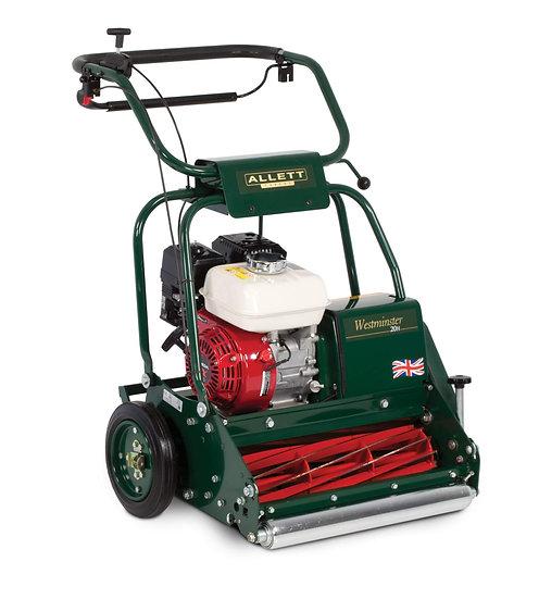 Allett Westminster 20H Petrol Cylinder mower