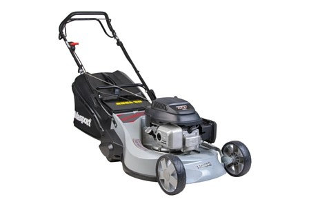 "Masport RRSP 22 H 22"" self propelled petrol rotary lawn mower 457946"