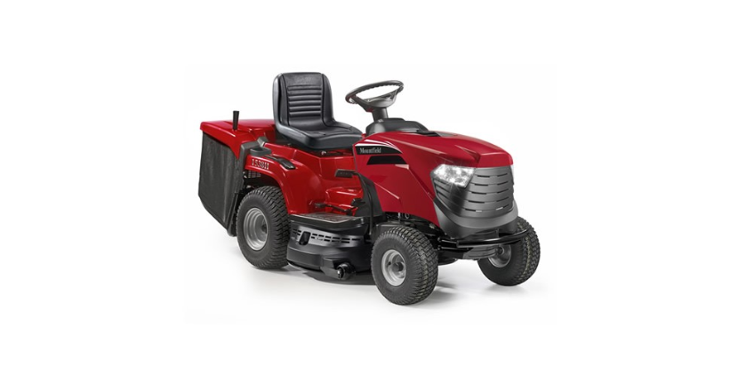 Mountfield 1538H collecting lawn tractor 98cm