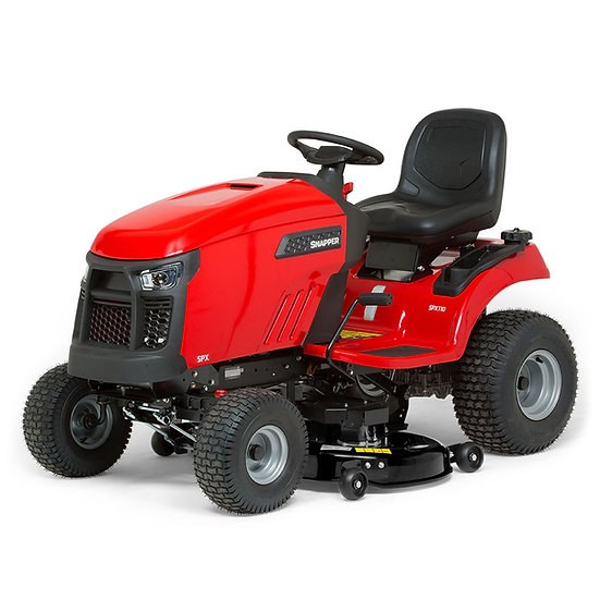 Snapper SPX110 side discharge ride on mower
