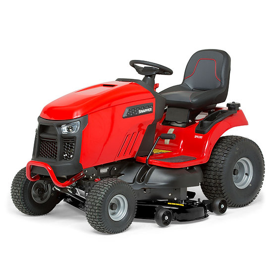 Snapper SPX210 side discharge ride on mower