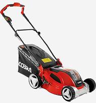 Cobra battery mower