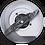 "Thumbnail: Masport RRSP 22"" self propelled petrol rotary lawn mower 457951"