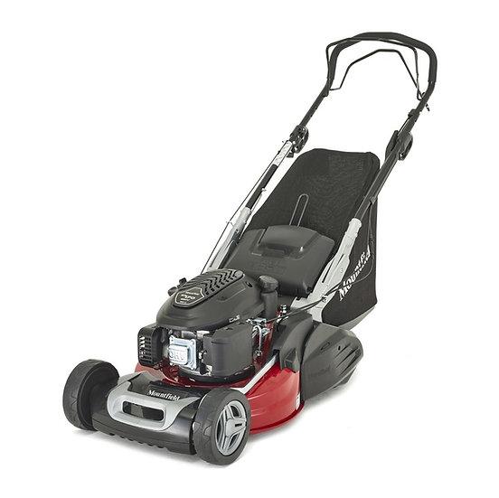 Mountfield S501R PD petrol roller mower