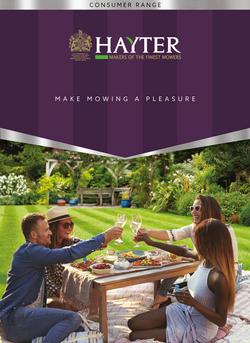 Hayter Brochure