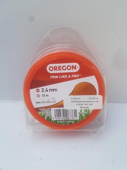 Oregon Roundline strimmer cord round
