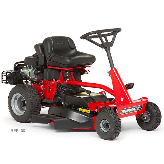 Snapper RER200 classic rider ride on mower