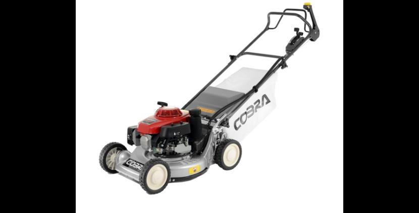 "Cobra M48SPH 19"" Petrol Powered Lawn mower"