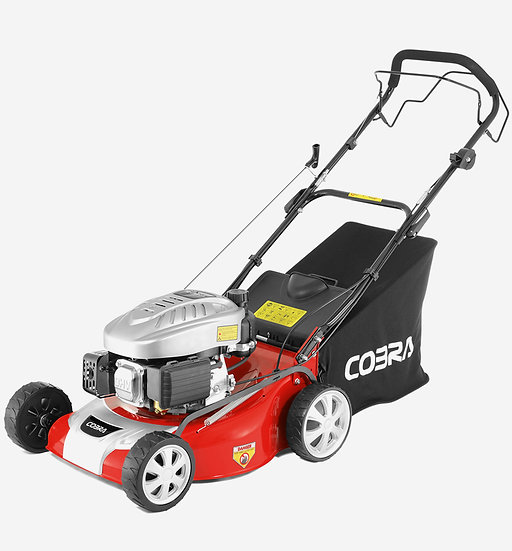 "Cobra M46SPC 18"" Petrol Powered Lawnmower"